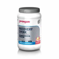 Sponser recovery drink strawberry banana ds 1.2 kg