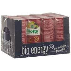 Biotta bio energy 12 x 2.5 dl