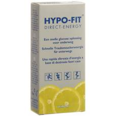 Hypo-fit liquid sugar lemon btl 15 pcs