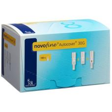 Novofine car cover injection needle 30g 8mm 100 pcs