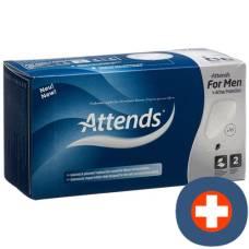 Attends for men 2 men insert 16 pcs
