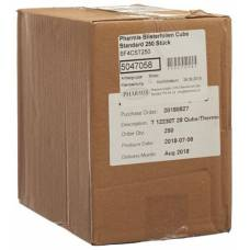Pharmis blister cube standard 250 pcs