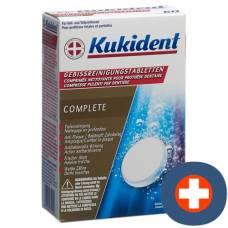 Kukident cleaning tabs fresh mint 60 pcs