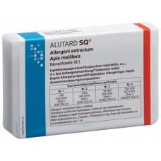 Alutard sq apis mellifera initial treatment 4 x 5 ml