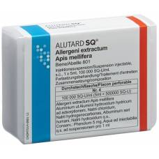 Alutard sq-u apis mellifera continued treatment 5 ml