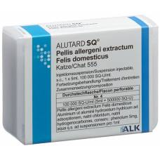Alutard sq-u felis domesticus continuation be 5 ml