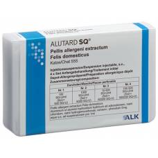 Alutard sq felis domesticus req be 4 x 5 ml