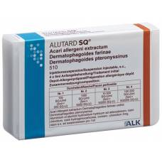 Alutard sq mites mixture req be 4 x 5 ml