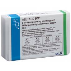 Alutard sq 6-grasses mixture + rye inj susp initial treatment 4 durchstf 5 ml