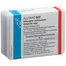 Alutard sq-u vespula spp continued treatment 5 ml