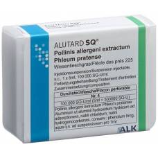 Alutard sq-u phleum pratense inj susp continued treatment durchstf 5 ml