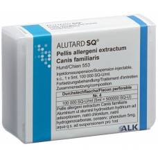 Alutard sq-u canis familiaris continuation be 5 ml