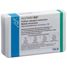 Alutard sq betula verrucosa inj susp initial treatment 4 durchstf 5 ml