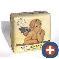 Nesti dante amorino soap soap lily charm 150 g