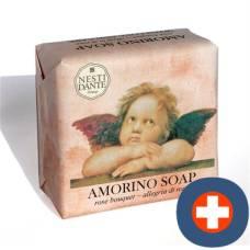 Nesti dante amorino soap soap rose bouquet 150 g