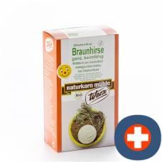 Werz braunhirse very viable bio 500 g