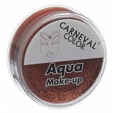 Carnival color aqua copper make up 10 ml