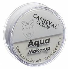 Carnival aqua color white makeup ds 10 ml