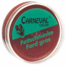 Carnival color grease paints red ds 15 ml