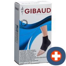 Gibaud ankle bandage anatomically gr1 18-21cm black