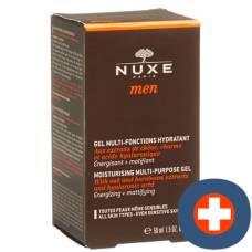 Nuxe men hydrating gel multi funct 50 ml