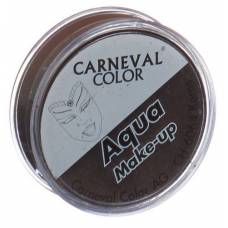 Carnival color aqua make up brown ds 10ml