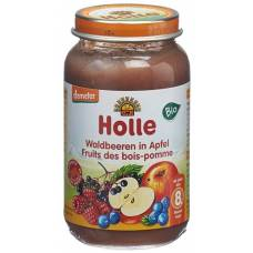 Holle berries in apple demeter bio 220 g