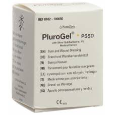 Plurogel pssd fire and wound gel 1% silbersulphadiazine ds 50 g