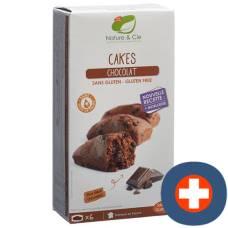 Nature & cie cake mini chocolate gluten free 180 g