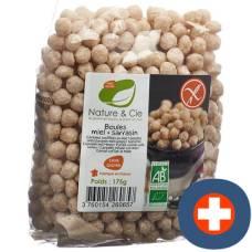 Nature & cie buckwheat honey pops gluten free 175 g