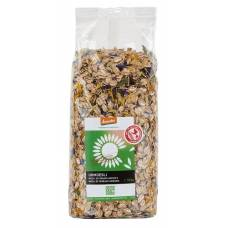Natural power plants urmüesli with flowers and leaves demeter 500g