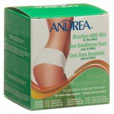Andrea brazilian hard wax 113 g