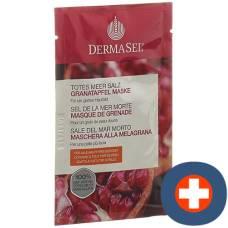 Dermasel mask pomegranate btl 12 ml