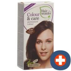 Henna hairwonder color & care 5:35 chocolat brown
