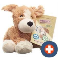 Beddy bear heat stuffed animal puppy