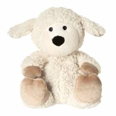 Beddy bear heat soft toy sheep sherpa