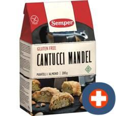 Semper cantucci almond gluten free 200 g
