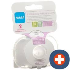 Mam nipple shield gr2 2 pcs