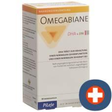 Omegabiane dha + epa cape blist 80 pcs