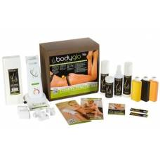 Bodyglo sugaring home set