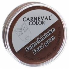 Carnival color brown greasepaint ds 15 ml
