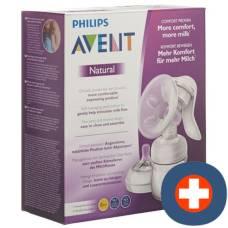 Avent Philips Manual breast pump Comfort Natural
