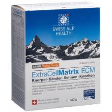 Extra cell matrix drink for joints and skin aroma orange btl 30 pcs
