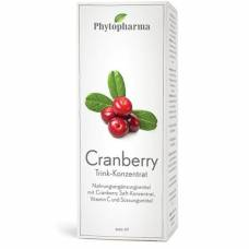 Phytopharma cranberry drink concentrate 200 ml