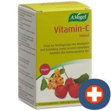 A.vogel vitamin c tablets 40 pcs