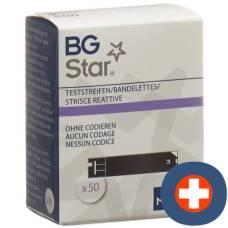 Bgstar / ibgstar mystar extra test strips 50 pcs