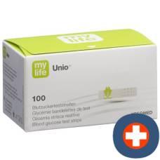 Mylife unio test strips 100 pcs