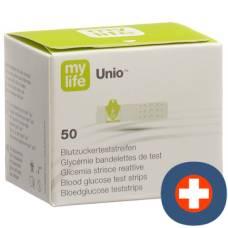 Mylife uac test strip 50 pcs