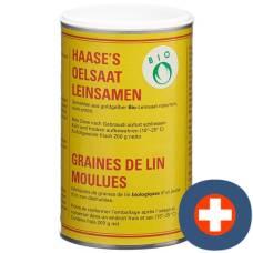 Haase ölsaatkur flaxseed ds 200 g