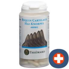 Shark cartilage thiémard kaps 400 mg 120 pcs